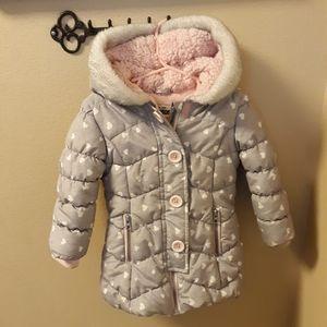 Oshkosh Toddler Winter Jacket